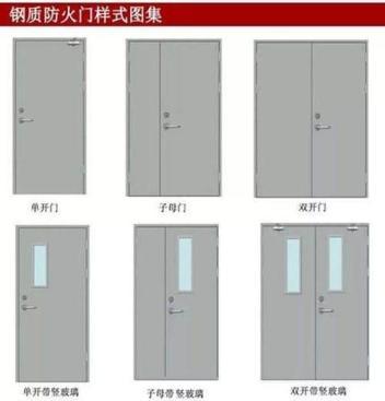 徐州防火门有限公司_徐州安装防火门