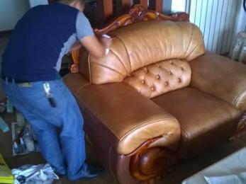 青岛沙发翻新做工精细