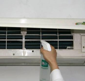 为什么要深度清洗空调?