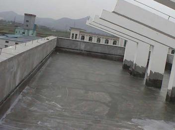 周口防水补漏高质量验收标准