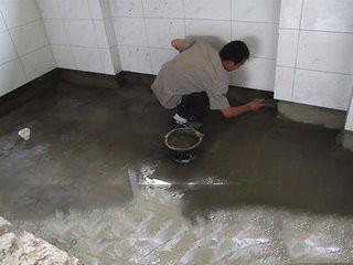 南宁防水补漏实现三重防水