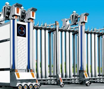 佛山电动伸缩门的构造和常识