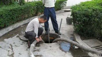 市政雨水及污水管道清淤方法