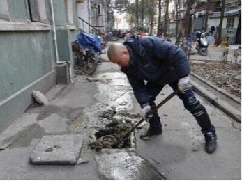 市政管道清淤服务意识强