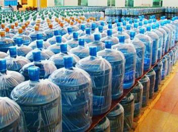 银川桶装水配送经验丰富