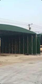 台州活动推拉棚 设计、测量、安装