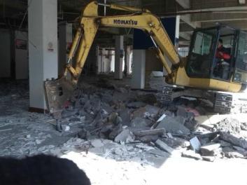 郑州拆除砸墙公司