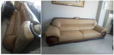 宜宾专业沙发维修塌陷不平换绷带换海绵