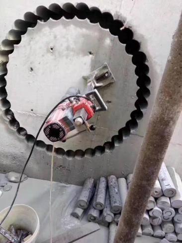 潮州钢筋混凝土钻孔切割