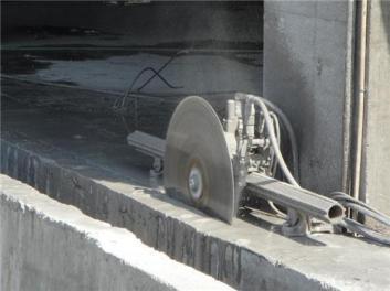 福建混凝土切割厂房拆除时的注意事项