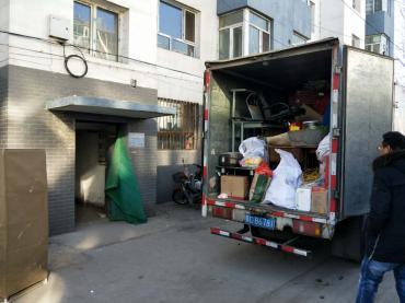 乌海附近的搬家保证您的物品安全