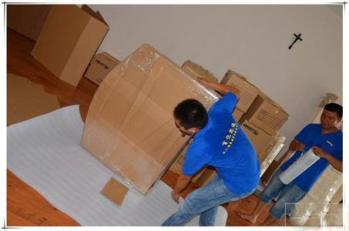 乌海搬家熟练掌握物品包装技巧
