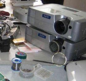 阳江投影仪维修价格低,服务好。