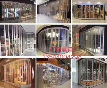 深圳折叠门安装维修