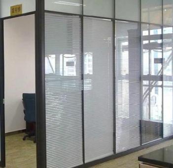 天河区安装玻璃隔断 天河区办公室隔断施工图