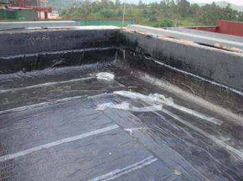 正规楼面防水施工流程