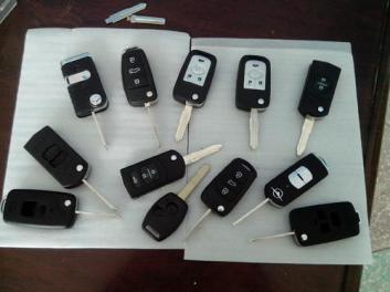 蓬江配汽车钥匙安全可靠