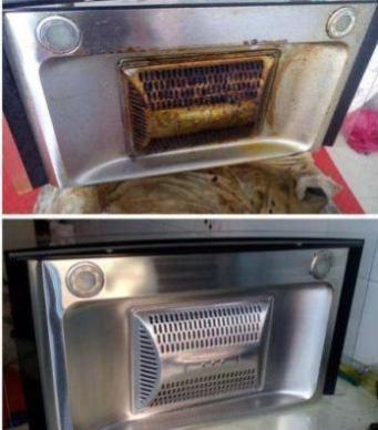 柳州油烟机清洗_家庭油烟机清洗