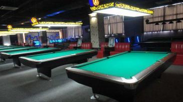 漯河台球桌安装