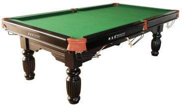 漯河台球桌维修台球桌日常保养的技巧