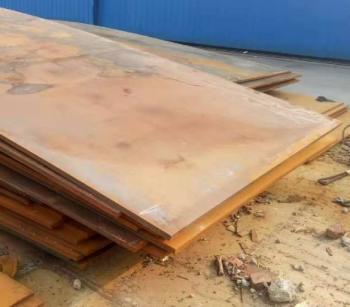 太原建筑钢板出租 租金便宜型号多