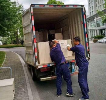 要是巷子太窄搬迁公司卡车进不去