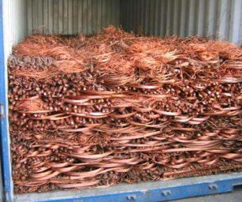 南宁废铜回收 专业回收紫铜