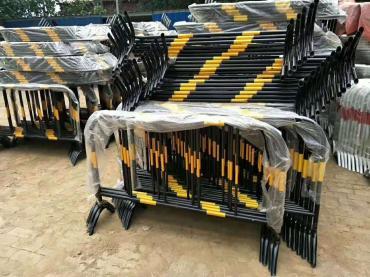 广州腾达铁马护栏生产工艺先进
