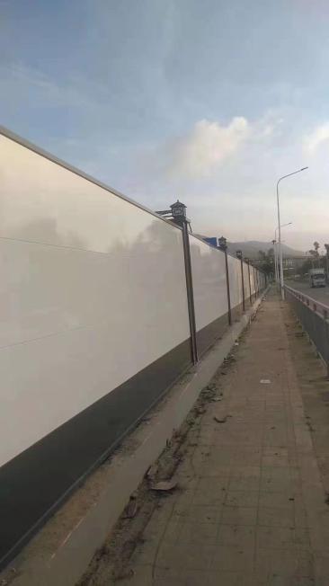 广州腾达工地围挡配送安装全程服务