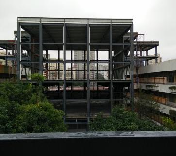 深圳永兴隆大型钢结构工程的焊接和焊接检验