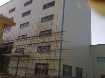 深圳永兴隆大型钢结构工程安装过程中的部分问题及解决方法