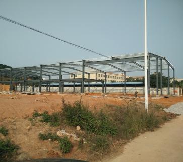 深圳永兴隆大型钢结构工程安装的特点及适用范围