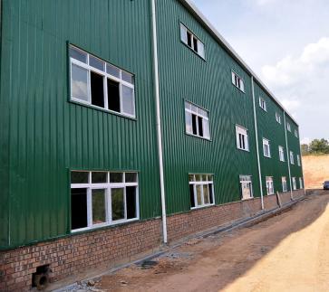 深圳大型钢结构工程施工中节点设计的两点建议