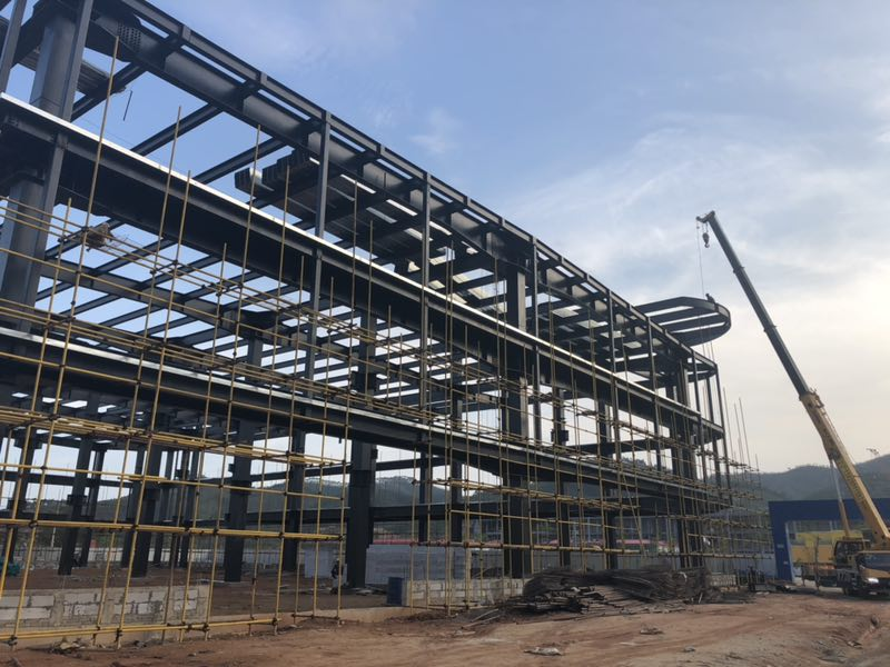 深圳大型钢结构冷库工程的注意事项