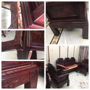 红木家具的维修方法有哪些