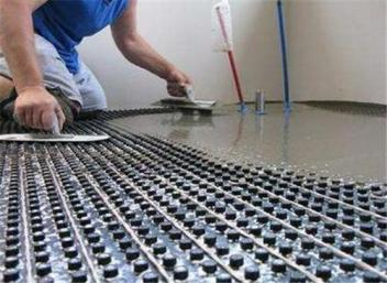 南充家信地暖安装经营部为您剖析电地暖的优点