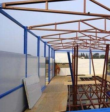 泰安活动板房安装多少平方米