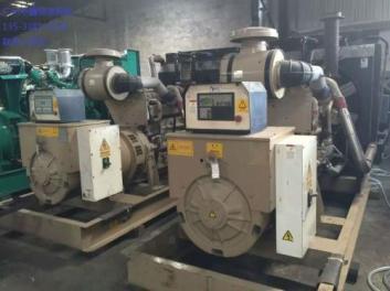 江门地区发电机回收公司哪家好