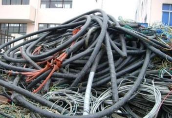 江门辉煌电线电缆回收工具齐备人员充足