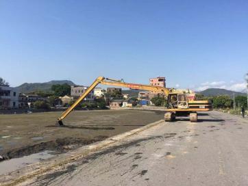 惠州挖机出租 异常解决办法