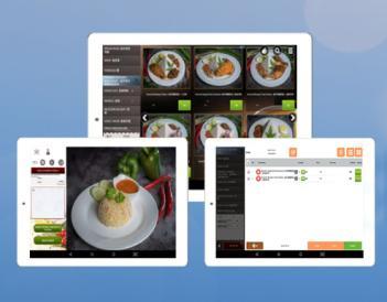 广州平板点菜系统的特点