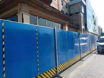 北京星坤围挡厂家直销各种围挡护栏产品