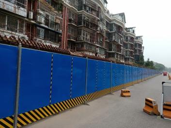 北京彩钢围挡租赁