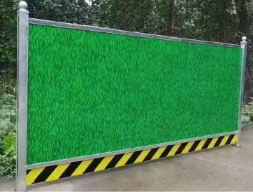 北京地区专业的彩钢围挡租赁公司