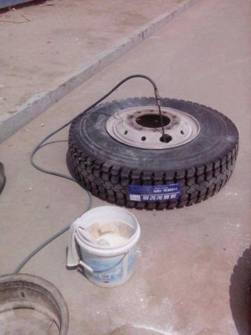昆明轮胎保养、修补
