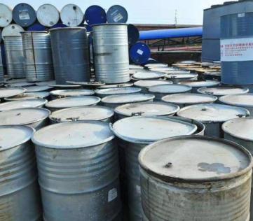 长期回收库存过期化工废料