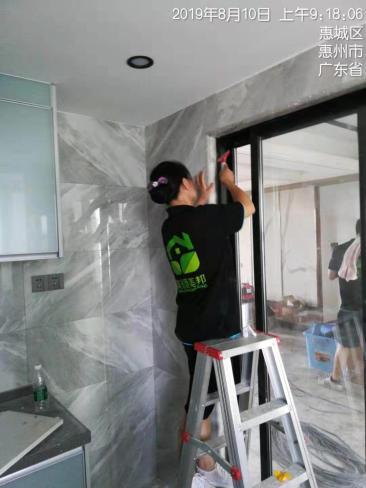 惠州开荒保洁