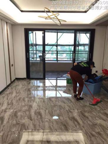 惠州专业保洁小时工开荒保洁