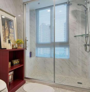 武汉玻璃淋浴隔断