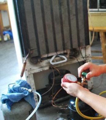 北海冰箱维修-冰箱不制冷的原因